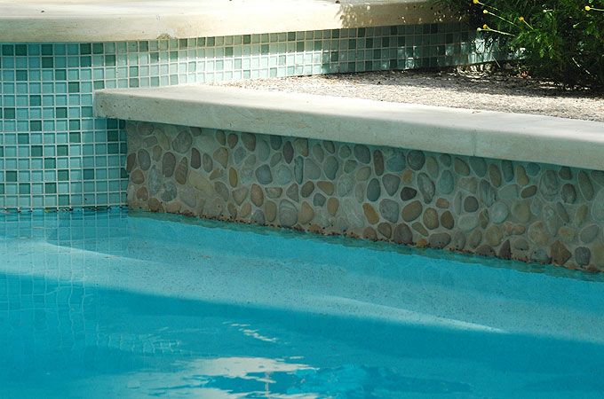 Swimming Pool Tile and Coping